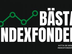 Bästa indexfonder