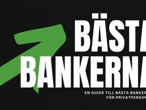bästa bankerna för privatpersoner